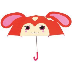 19314/ジェイズプランニング/【おかあさんといっしょ(チョロミー)】キャラクター耳付き傘「47cm」/レイン/雨/アンブレラ|noahs-ark