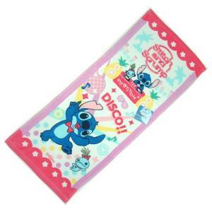 選べる3P¥1,110対象商品/Disney フェイスタオル 「スティッチ/ディズニー」 53923/スポーツ/プール/水遊び/手ぬぐい/レジャー/|noahs-ark