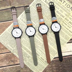 【ネコポス便発送可】腕時計 アナログ エニイ YM034 レディース 文字盤 合皮 婦人時計 ウォッチ 女の子 フィールドワーク Field work 腕時計 ファッション|noahs-ark