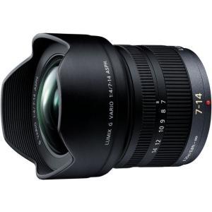 「中古」「修理品」パナソニック LUMIX G VARIO 7-14mm/F4.0 ASPH. [H-F007014]「訳あり」