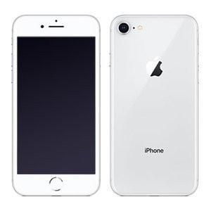 SIMロック解除品 iPhone8 64GB スマートフォン本体 SIMフリー  シルバー 新品未使...