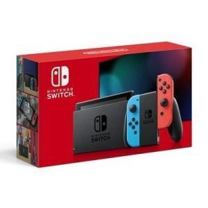 新品 Nintendo Switch HAD-S-KABAA [ネオンブルー・ネオンレッド] 任天堂...