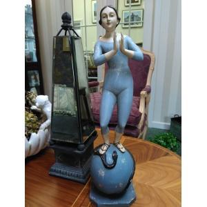 <<送料無料>>女性の人形の置物|noainterior