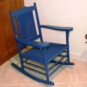 <<セール20%オフ!>> 輸入家具 ロッキングチェア 揺り椅子 子供用 木製 カントリースタイル noainterior