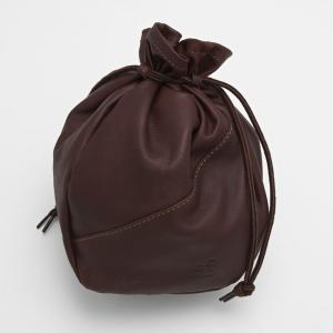レザー Storage Bag (S)|noasobi-ya