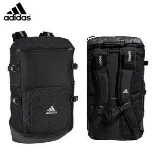 アディダス ヘザー バックパック ゴルフ 2019年 ゴルフバッグ シューズインポケット付 リュック DP1613 adidas|noblegolf