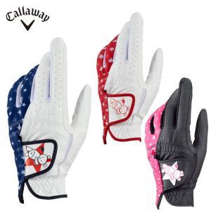キャロウェイ ゴルフ ベア デュアル グローブ 両手用 WMS 19 JM Callaway 女性用 ウィメンズ 手袋|noblegolf