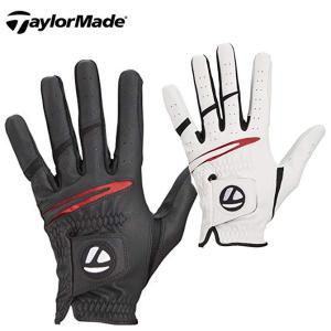 ゴルフ グローブ Taylormade テーラーメイド CCK30 TM ニュースポート Si グローブ メンズ 手袋 全天候型 合成皮革 左手着用|noblegolf
