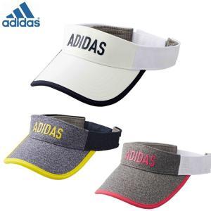 ゴルフ アディダス メッシュコンビ サンバイザー レディース 女性用 ウィメンズ adidas CCP02 接触冷感|noblegolf
