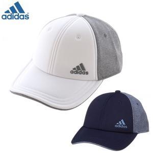 ゴルフ アディダス ヘザーコンビ キャップ レディース 帽子 女性用 ウィメンズ adidas CCQ75|noblegolf
