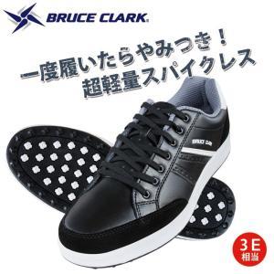 イギリス  BRUCE CLARK スパイクレス ゴルフシューズ入荷!