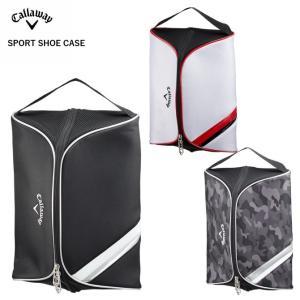 キャロウェイ ゴルフ シューズケース スポーツ SPORT バッグ シューズバッグ 靴入れ noblegolf