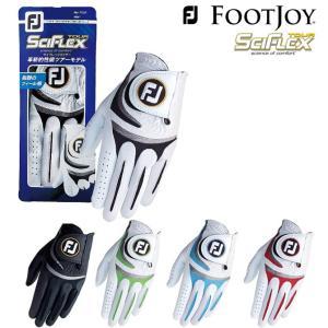 フットジョイ サイフレックス ツアー FJ ゴルフグローブ FGSF16 日本正規品 手袋 メーカー取り寄せ品 noblegolf