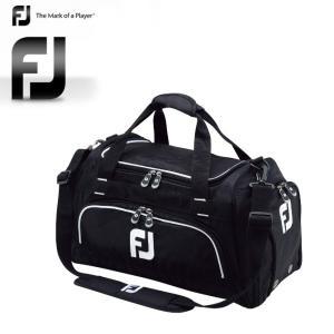 フットジョイ FootJoy ゴルフ ボストンバッグ メンズ FJダッフルバッグ FJDFL12|noblegolf