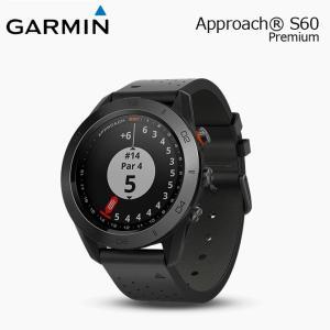 ガーミン アプローチ S60 プレミアムモデル GPSナビ GARMIN Approach S60 Premium メーカー取り寄せ|noblegolf