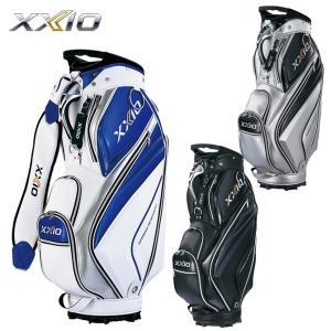 ゼクシオ XXIO 11 キャディバッグ ゼクシオ イレブン GGC-X110 ダンロップ DUNLOP メーカー取り寄せ品 ゴルフバッグ カートバッグ|noblegolf