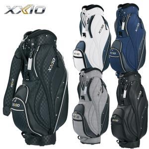 ゼクシオ XXIO 11 キャディバッグ ゼクシオ イレブン GGC-X111 ダンロップ DUNLOP メーカー取り寄せ品 ゴルフバッグ カートバッグ 軽量|noblegolf