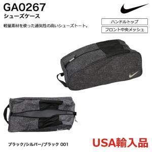 ナイキゴルフ シューズケース SPORT SHOE TOTE3 スポーツシューズケース 3 GA0267  USA直輸入品 メーカー取り寄せ NIKE シューズバッグ|noblegolf