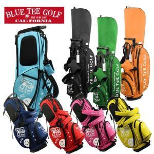 キャディバッグ スタンド 軽量2.5kg ブルーティーゴルフ ゴルフバッグ スタンドバッグ CB-003|noblegolf