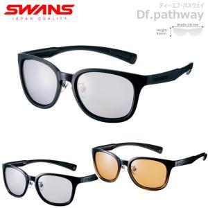 SWANS ゴルフ サングラス DF-Pathway ディーエフ-パスウェイ 休日テーマの新モデル 山本光学 メーカー取り寄せ