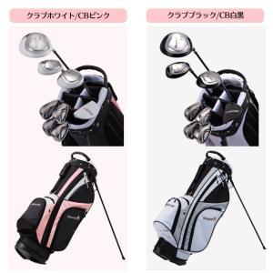 ゴルフセット フルセット レディースクラブセット 女性用 マックスキャット MAXCAT 軽量 キャディバッグ付き|noblegolf|16