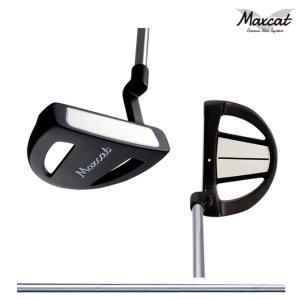 ゴルフ パター マレット メンズ マックスキャット MAXCAT|noblegolf