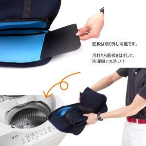 ゴルフ メッシュトートバッグ 軽量 ハニカムメッシュ ウォッシャブル ショルダーバッグ シューズ収納ポケット付き 旅行 鞄 noblegolf 06