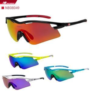 ニューバランス スポーツサングラス new balance  NB08079 ゴルフ 野球 ランニング ジョギング マラソン