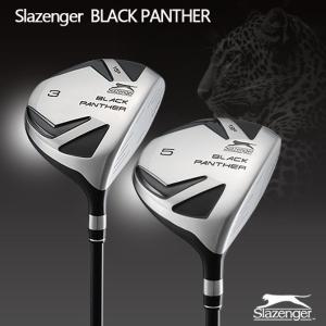 ゴルフ フェアウェイウッド #3,#5 単品 ブラックパンサー カーボン スラセンジャー BLACKPANTHER noblegolf