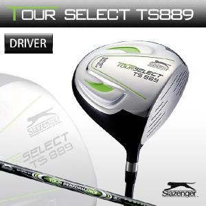 ドライバー ゴルフクラブ スラセンジャー・半額以下 スライス減 TS889 単品 カーボンシャフト(tan)