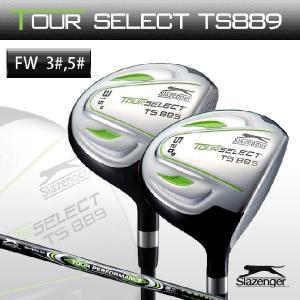 ゴルフ フェアウェイウッド ゴルフクラブ スラセンジャー #3 #5 半額以下 TS889 単品販売(tan) noblegolf