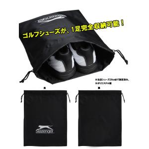 シューズバッグ ゴルフシューズ用 ※2000円以上お買い上げの方のみ購入可能|noblegolf