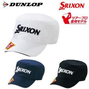 ダンロップ SRIXON スリクソン キャップ 帽子 ワークキャップ SMH6133X 2016モデル
