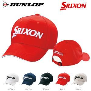 ダンロップ SRIXON スリクソン キャップ 帽子 メッシュキャップ SMH6137 2016モデル