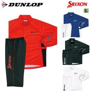 ダンロップDUNLOP SRIXON/スリクソン レインジャケット&パンツ メンズ SMR6000  2016年 耐水