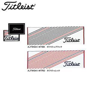 タイトリスト TITLEIST ボックス入りスポーツタオル AJTWS41 ラウンド用品 アクセサリー|noblegolf