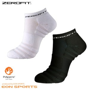 イオンスポーツ ゼロフィット ショートソックス  ZEROFIT ショート メール便送料無料 ゴルフ スポーツ ソックス 靴下 着圧 アーチサポート 土踏まず noblegolf
