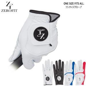 ゼロフィット ワンサイズグローブ インスパイラルグローブ 2019 新作 ゴルフ グローブ 手袋 |noblegolf