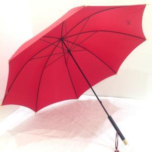 特価 WAKAO ワカオ クリスタル 傘 スリム 雨傘 長傘 軽量 日本製 撥水 防水 高級 ハンドメイド 老舗 ワカオ ギフト 贈り物 プレゼント ギフトラッピング無料|noblesse-oblige1