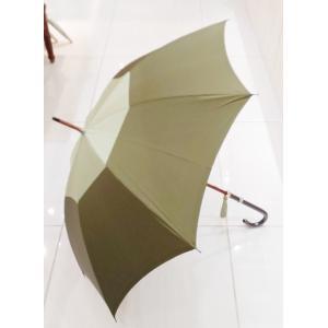 特価 WAKAO ワカオ バイカラー 傘 スリム 雨傘 長傘 軽量 日本製 撥水 防水 高級 ハンドメイド 老舗 ワカオ ギフト 贈り物 プレゼント ギフトラッピング無料|noblesse-oblige1