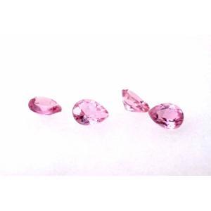 Pink Tourmaline Loose Stone