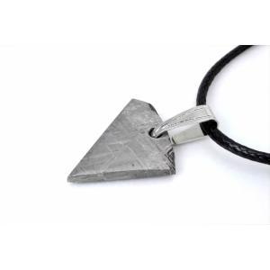 ギベオン隕石 ギボン隕石 18mm メテオライト ペンダント 鉄隕石 オクタヘドライト 隕鉄 ナミビア 59