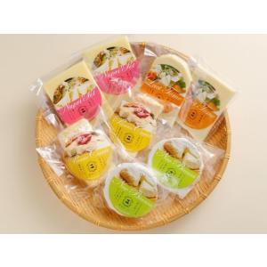 4タイプのチーズ食べ比べセット|noboribetsu-df