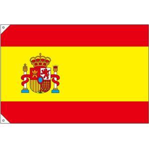 国旗 スペイン 小(販促用) No.23656 noboristore