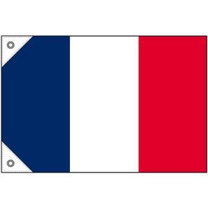国旗 フランス ミニ(販促用) No.23673|noboristore