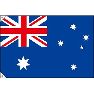 国旗 オーストラリア 小(販促用) No.23722 noboristore