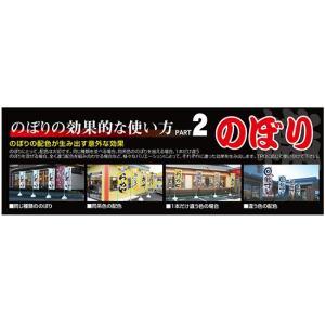 商品販促用パネル のぼり のぼりの効果的な使い方 PART 2 No.24004 (受注生産)|noboristore