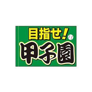 目指せ!甲子園 手旗 No.64261(受注生産) noboristore
