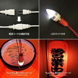 (アウトレット品)ちょうちん用LEDライト|noboristore