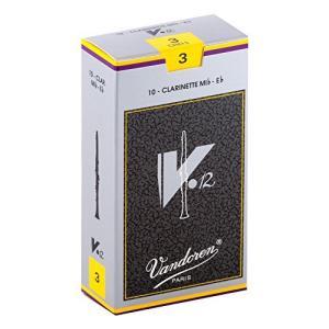 バンドーレン E♭クラリネットリード V.12 硬さ:3 (10枚入り) nobuaki-shop